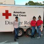 DogE911 Jr Vets work alongside Red Cross to help animals & their owners during a disaster.
