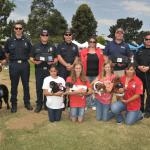 Fire crews & Police K9 Units are thankful for their new tools from Project Breathe to help assist animals.